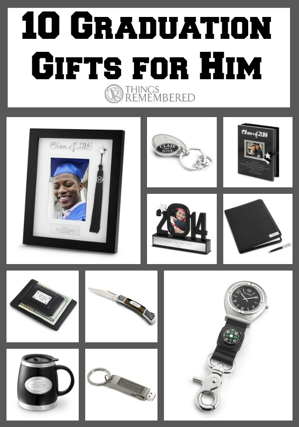 Ten Graduation Gifts for Him