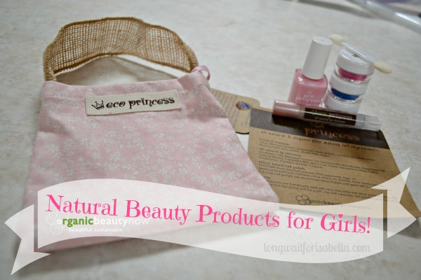 Natural Beauty Products for Girls