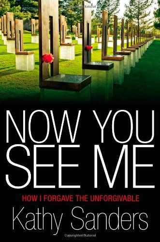 Now You See Me Book by Kathy Sanders Review and Giveaway