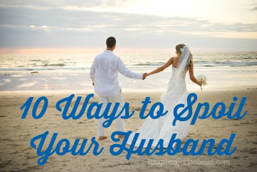 10 Ways to Spoil Your Husband #BrewItUp #BrewOverIce #Shop