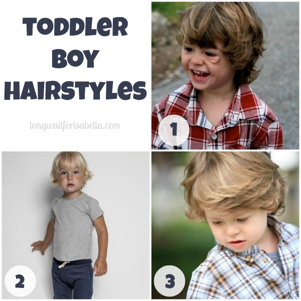 toddler boy hairstyles