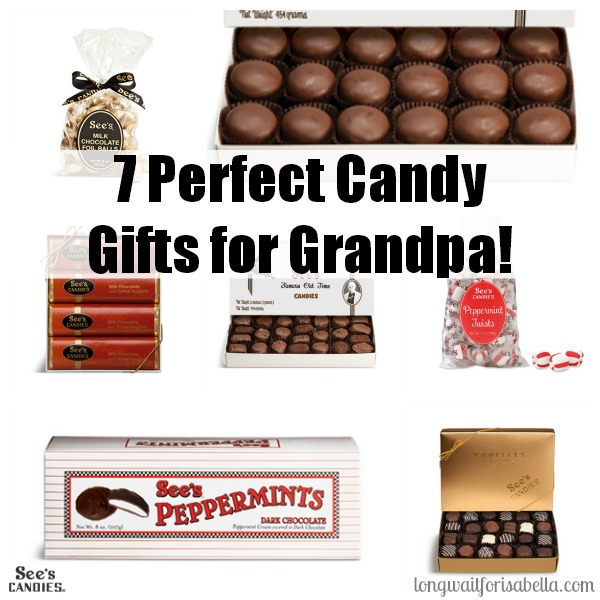 7 Perfect Candy Gifts for Grandpa
