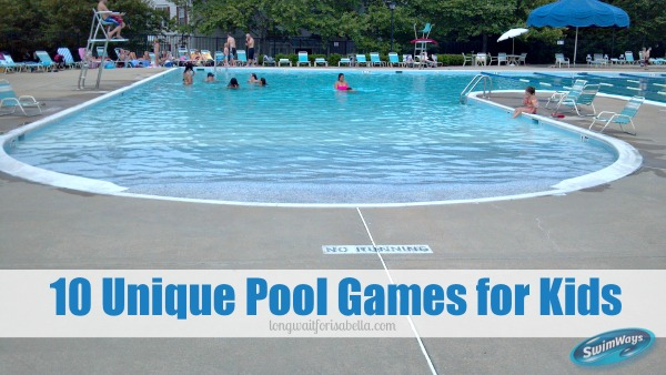 10 Unique Pool Games for Kids