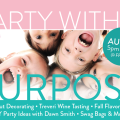 Party With A Purpose Charity Event #Seattle