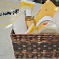 Natural Baby Gift Ideas #BabyBee