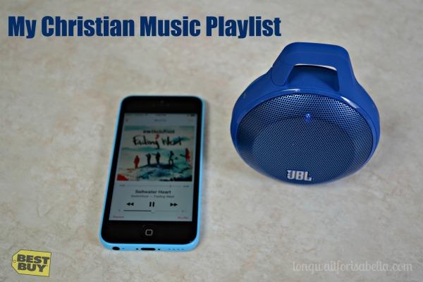 My Christian Music Playlist
