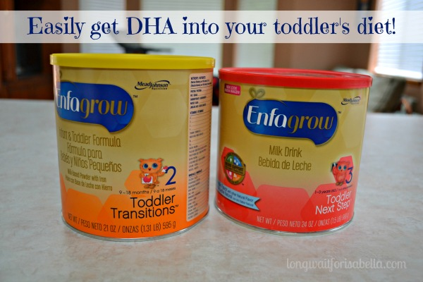 8 Ways to Get DHA into Your Toddler's Diet