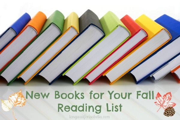 Christian Books for Your Fall Reading List