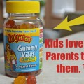 Do Your Kids Take a Daily Vitamin? #HealthyFusion