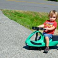 He Loves His Push Vehicles #MovingMoments