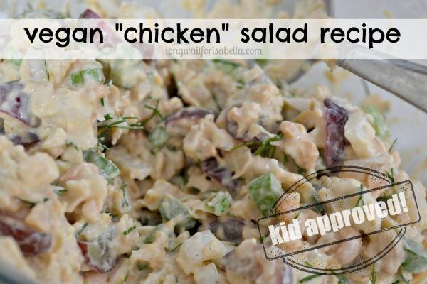 Whole Foods Mock Chicken Salad Recipe