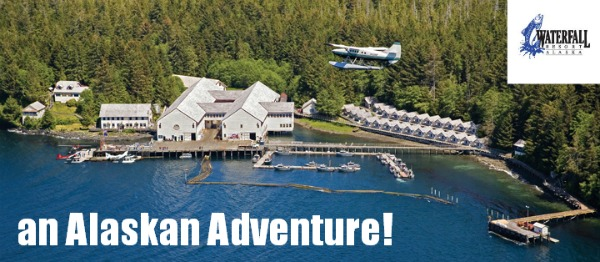 An Alaskan Adventure for the Entire Family #WaterfallResort #SteamboatBay