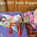 Easy DIY Sock Puppets