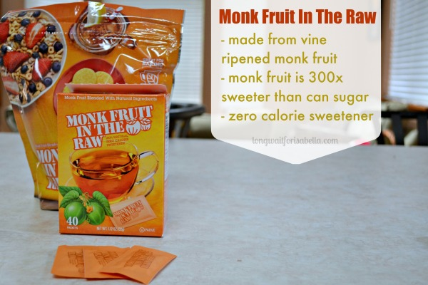 monk fruit in the raw