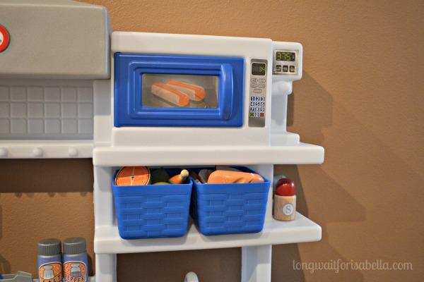 little tikes kitchen for kids long wait for isabella. Black Bedroom Furniture Sets. Home Design Ideas