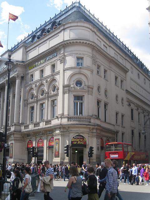 ripleys london 2