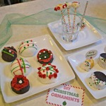 Decorate Your Own Edible Ornaments {not just for kids!}
