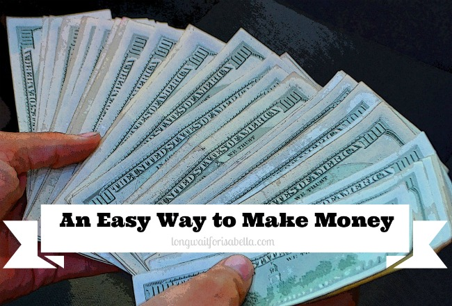 An Easy Way to Make Extra Money