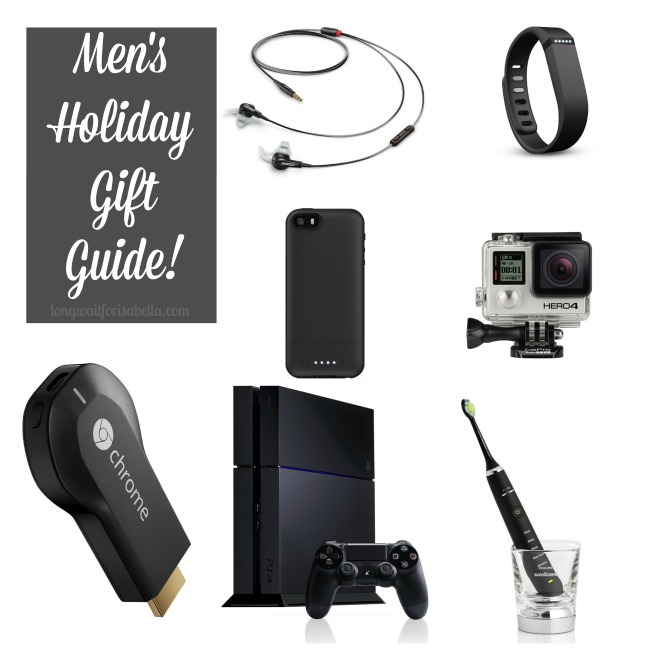 Men's Holiday Gift Guide 2014