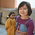 Educate Girls with a Native American Doll