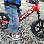 Learning to ride? A balance bike is a must!