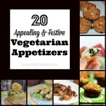 20 Appealing and Festive Vegetarian Appetizers