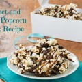 Sweet and Salty Popcorn Bark Recipe
