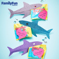 Easy Shark Valentines Card for Kids!