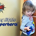 For All My Superhero Fans: The Greatest Superhero Ever!