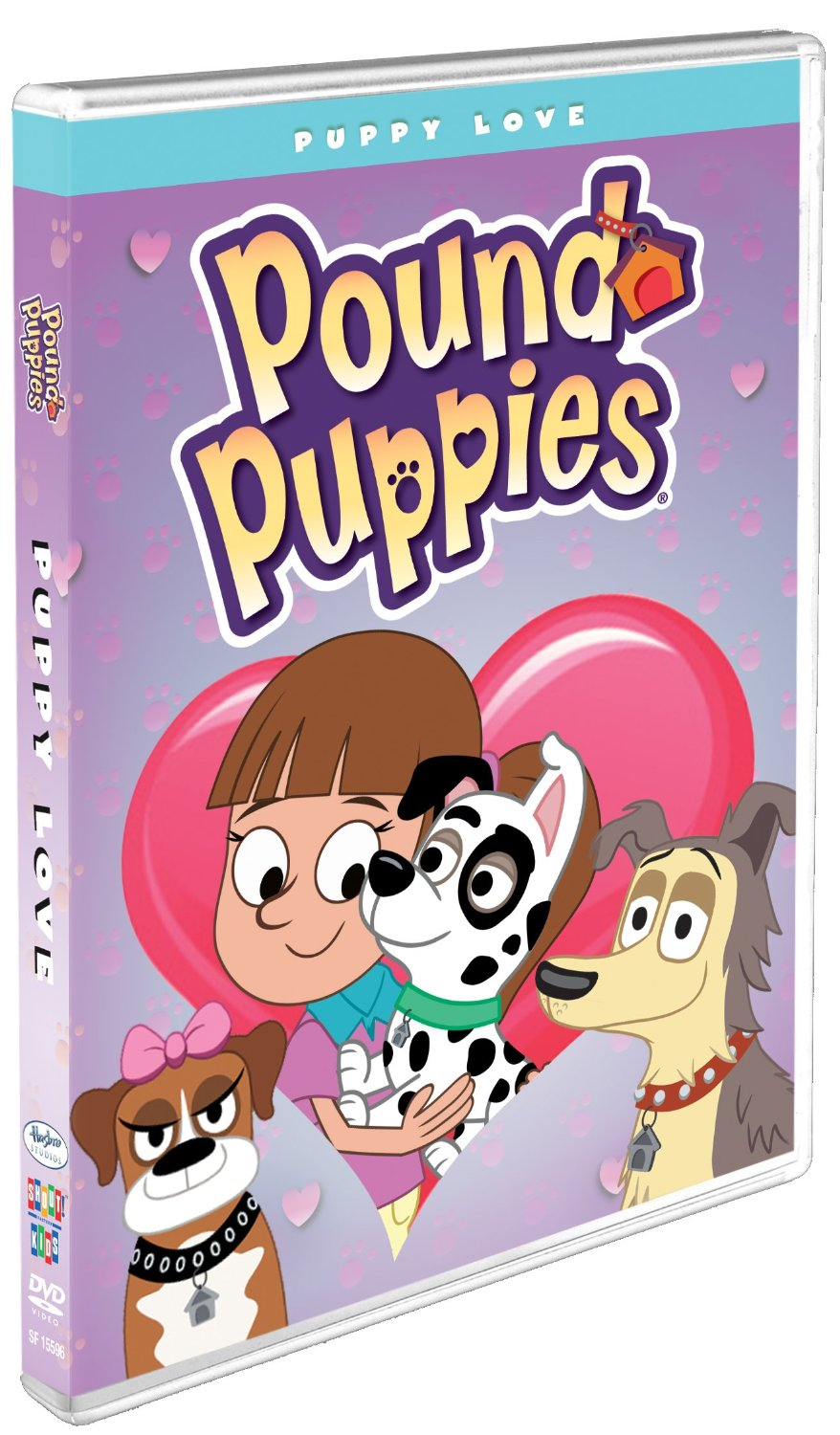 pound puppies dvd