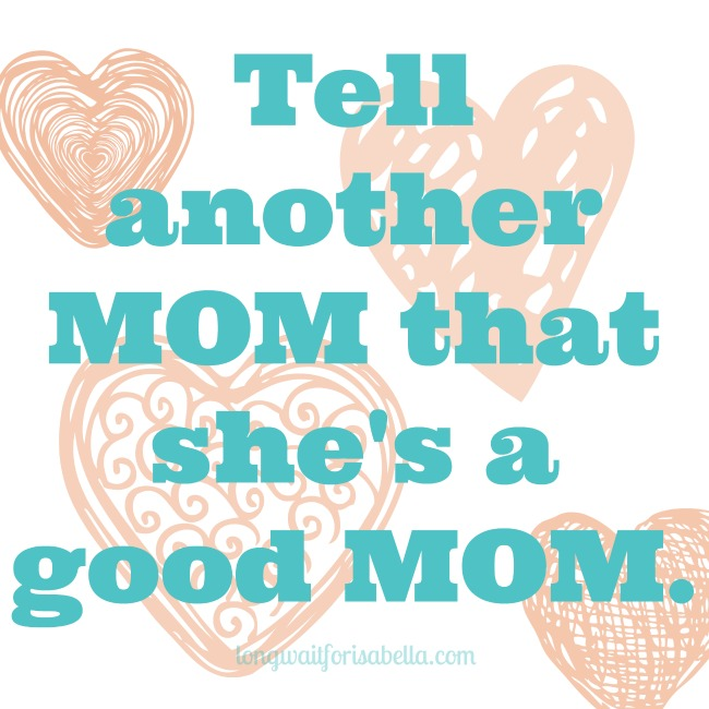 support moms quote