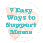 Moms, Please Support Moms: Let's Build Each Other Up