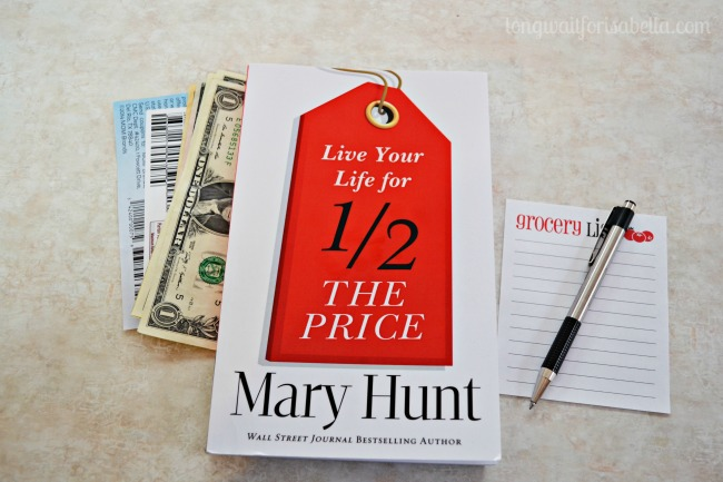 money saving book