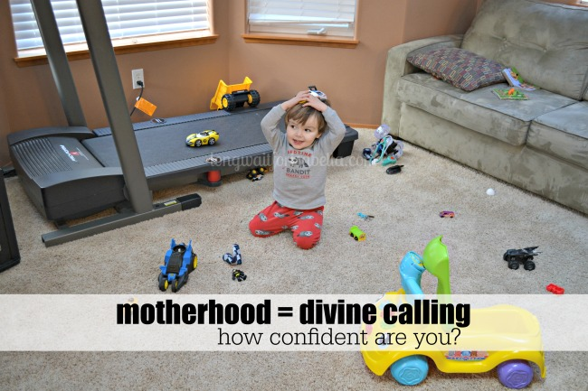 motherhood divine calling