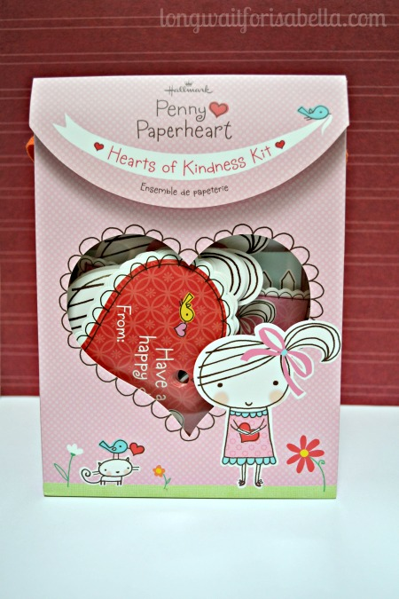 penny paperheart valentines