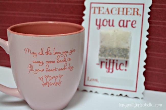 A Valentine Gift for Teacher – Teacher Valentines Cards