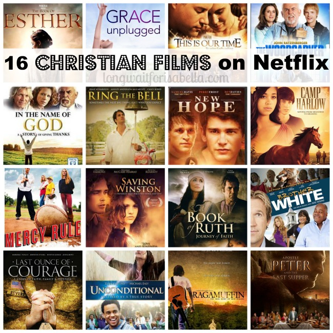Jesus movies on netflix