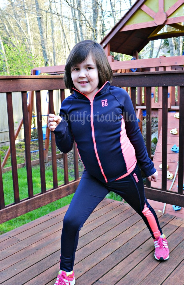 Exercise Clothes for Kids