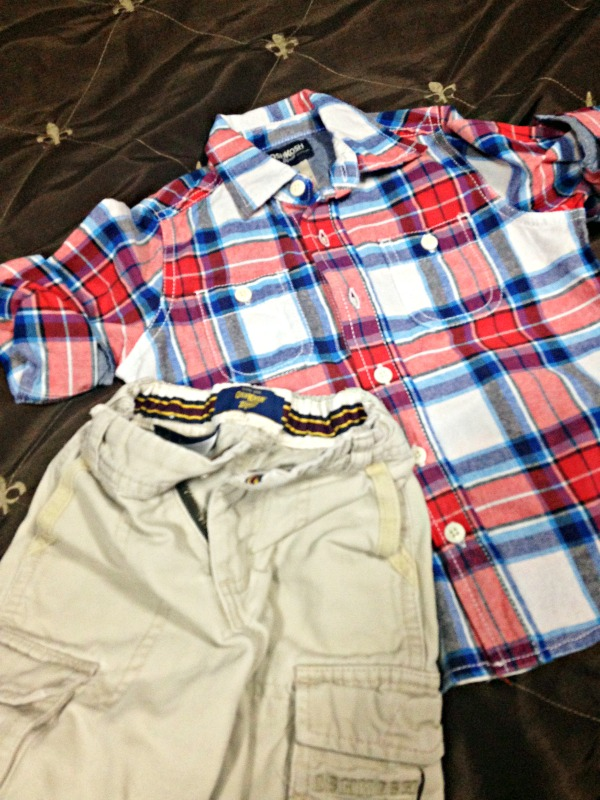 Osh Kosh Bgosh Boys Outfit