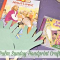 Palm Sunday Craft and Study for Preschoolers