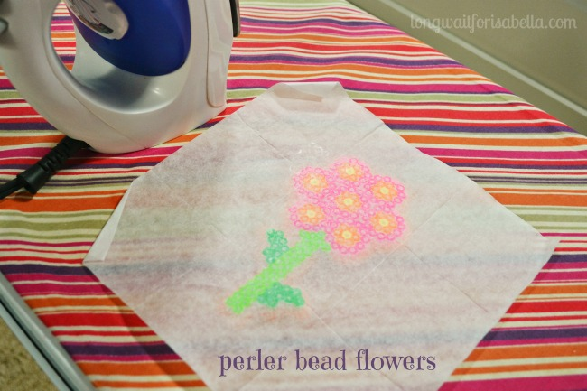 Perler Bead Flowers How To