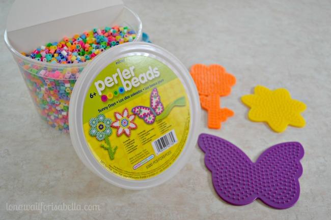 Perler Beads Sunny Days Kit