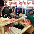 Save on Spring Styles for the Kids