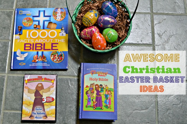 Christian easter basket ideas awesome christian easter basket ideas negle Gallery
