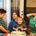 A Family Birthday Party (Native American #DisneySide)