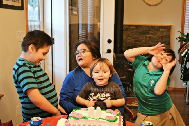 native american birthday party