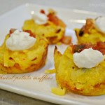 Breakfast or Brunch? Southwest Potato Muffins