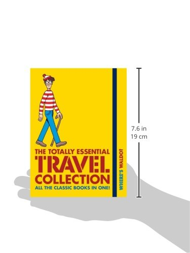 waldo travel book