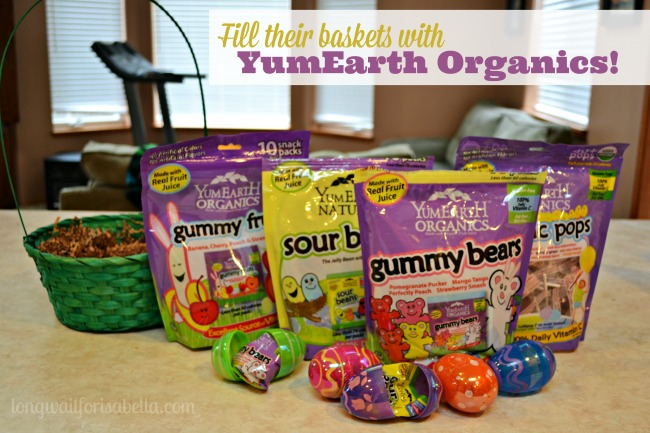 yumearth organics easter