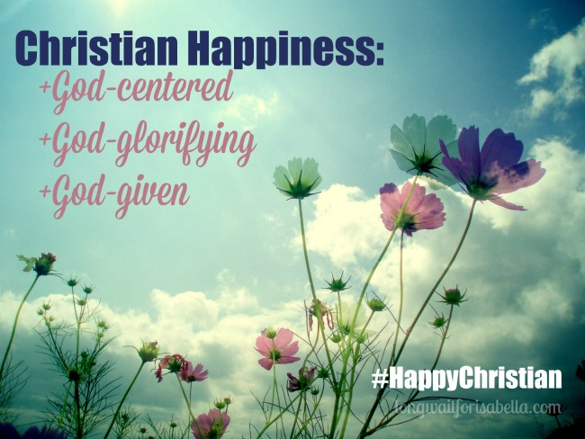 Christian Happiness